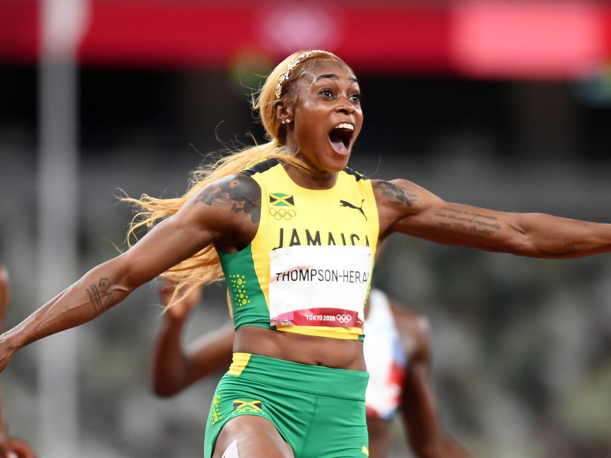 Elaine Thompson-Herah wins 100m closing at Tokyo Olympics – comply with stay