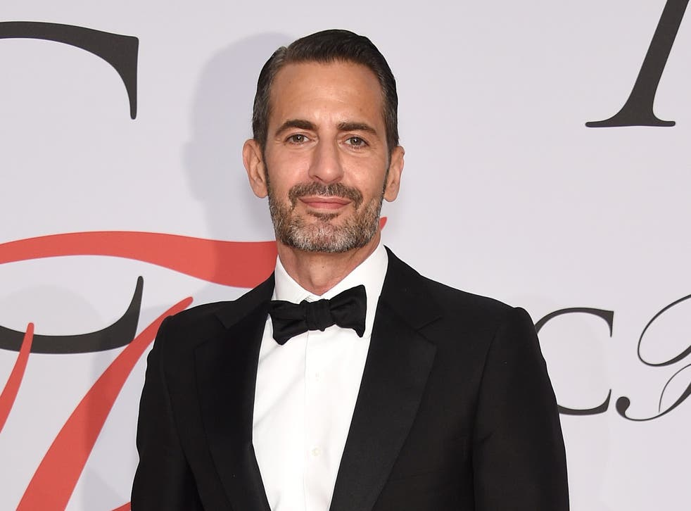 <p>Marc Jacobs at the 2015 CFDA Fashion Awards</p>