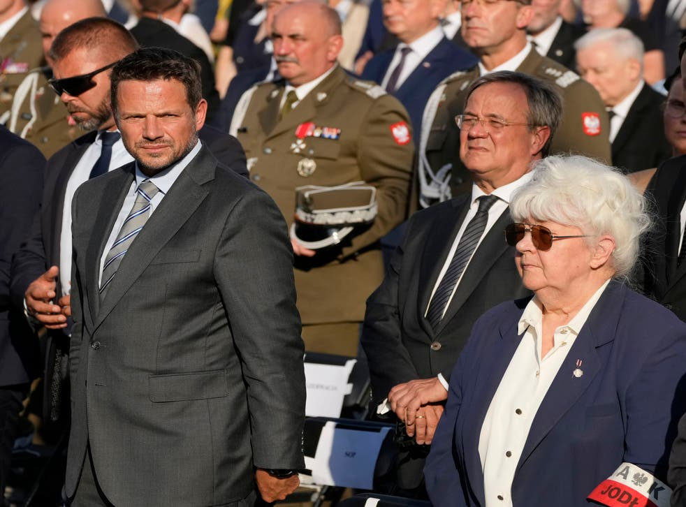 Poland Germany Revolt Anniversary