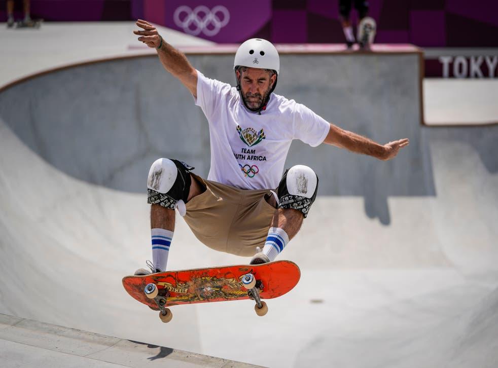 Tokyo Olympics Skateboarding African Wheels