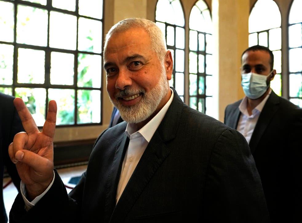 Palestinians Hamas