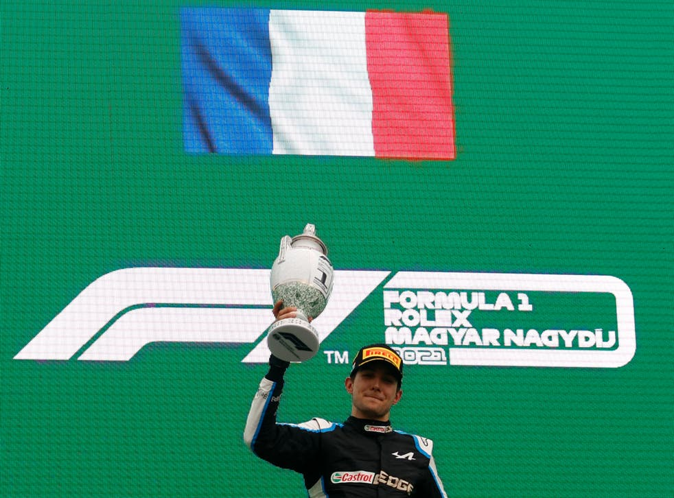 F1-GP HUNGRIA