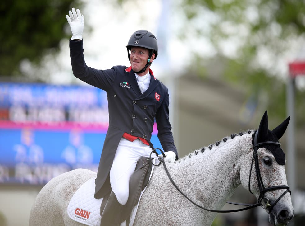Oliver Townend will be in action on Monday (Andrew Matthews/PA)