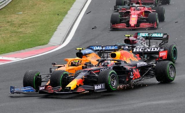 F1-GP BELGICA VERSTAPPEN