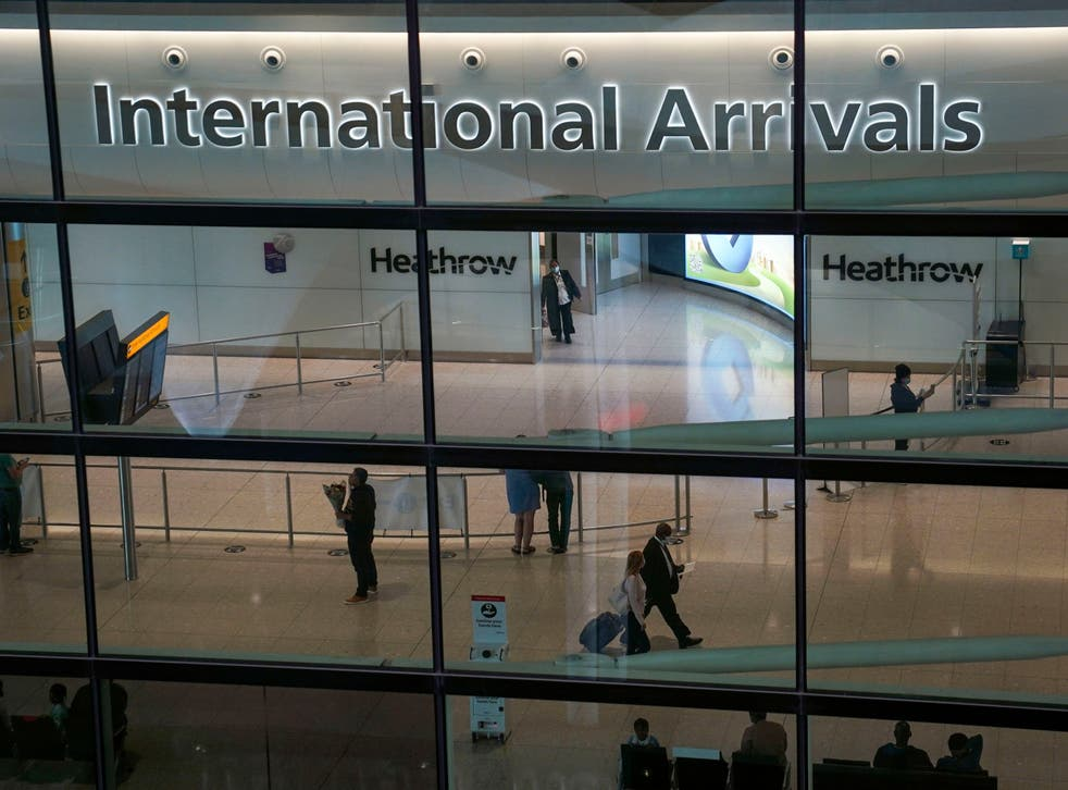 <p>Bookings in the aviation sector are at 16 per cent of pre-pandemic level</p>