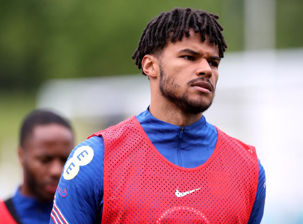 Tyrone Mings admits he struggled with self-doubt at Euro 2020 (Nick Potts/PA)