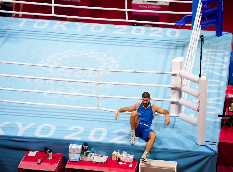 APTOPIX Tokyo Olympics