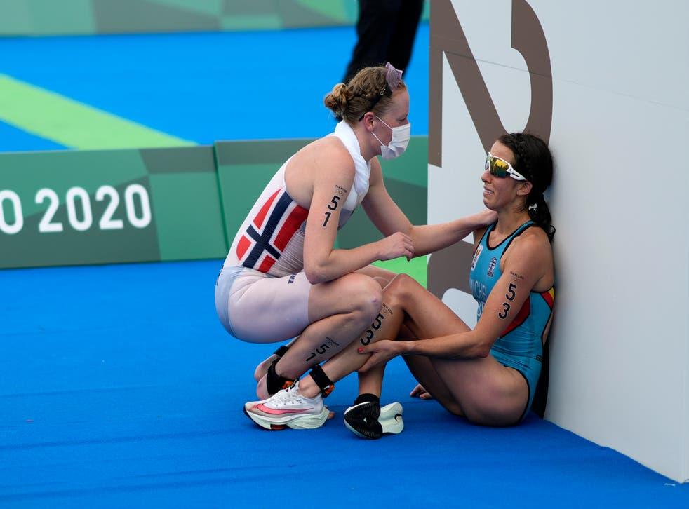 Tokyo Olympics Kindness