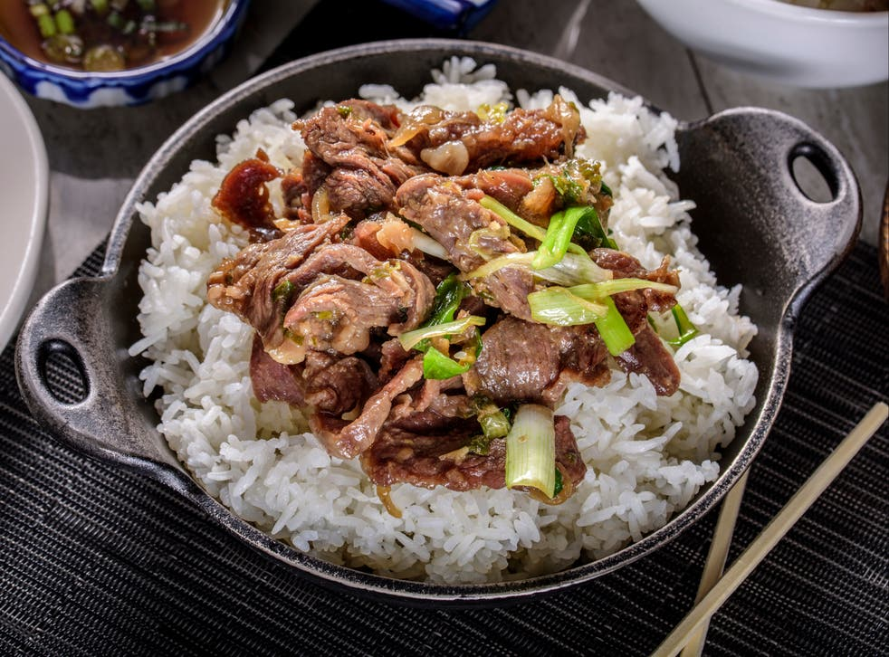 <p>Start with this ancient Korean dish</p>