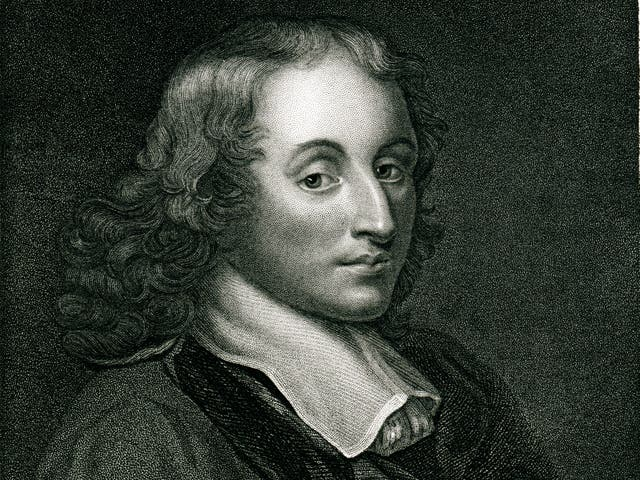 <p>Prodigious polymath: Pascal as depicted in a contemporaneous engraving</p>