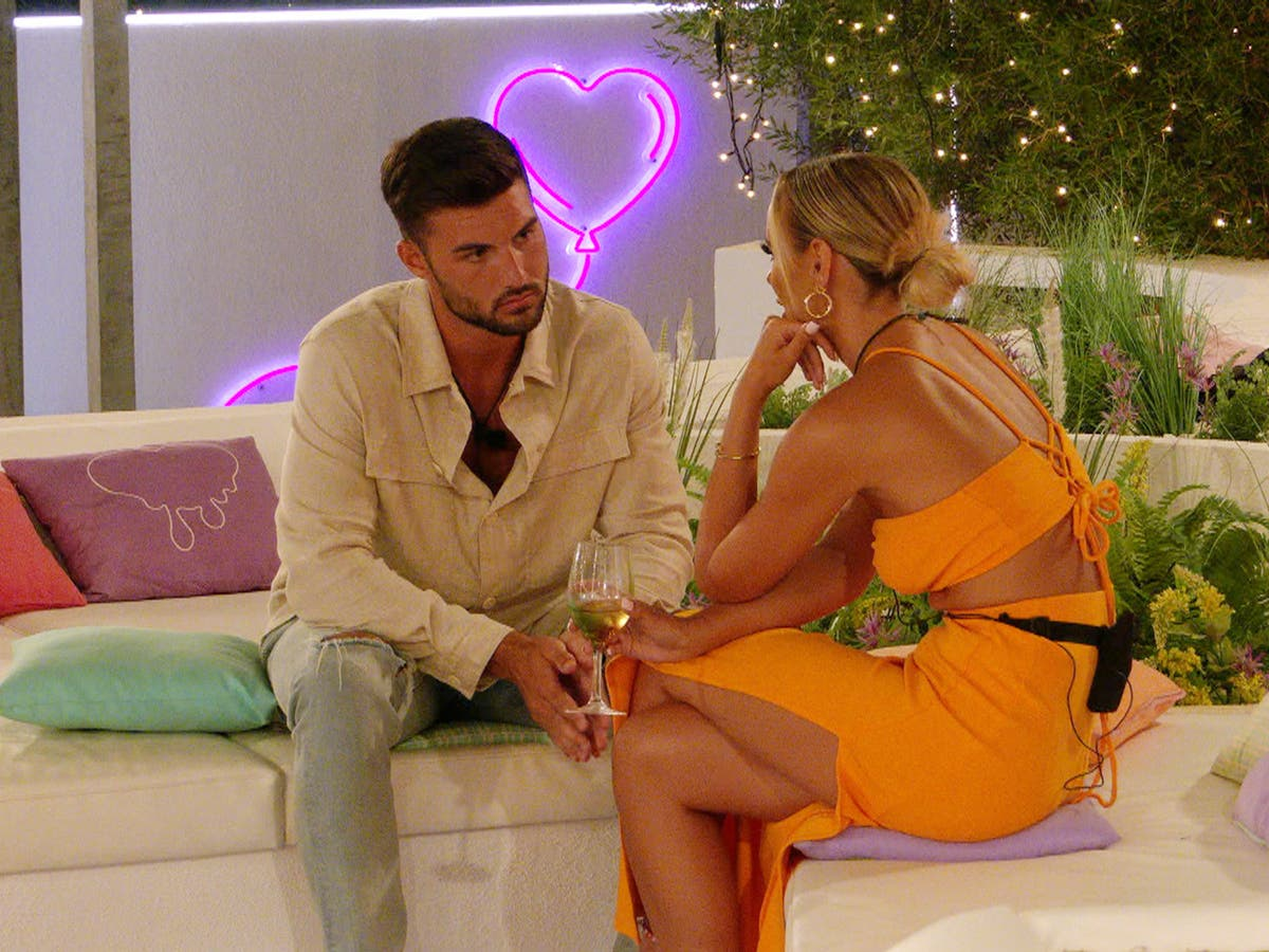 For Love Island's Liam and Tyler, sorry appears to be the toughest phrase –overview
