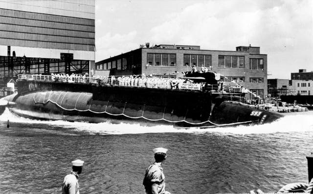 Submarine Disaster Documents