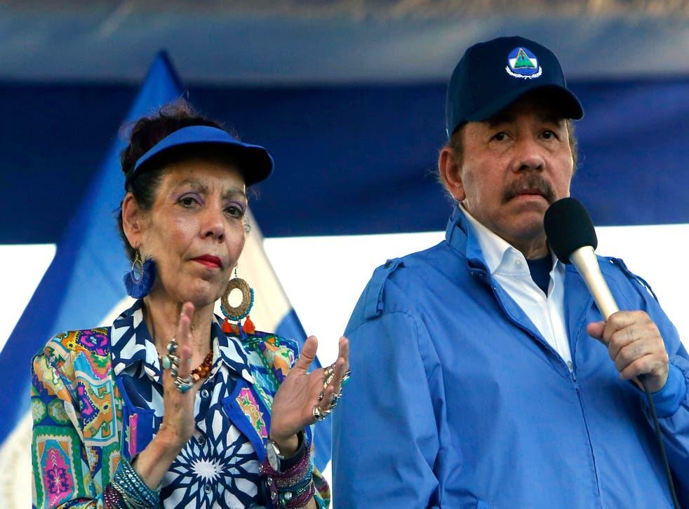 Nicaragua Sanctions