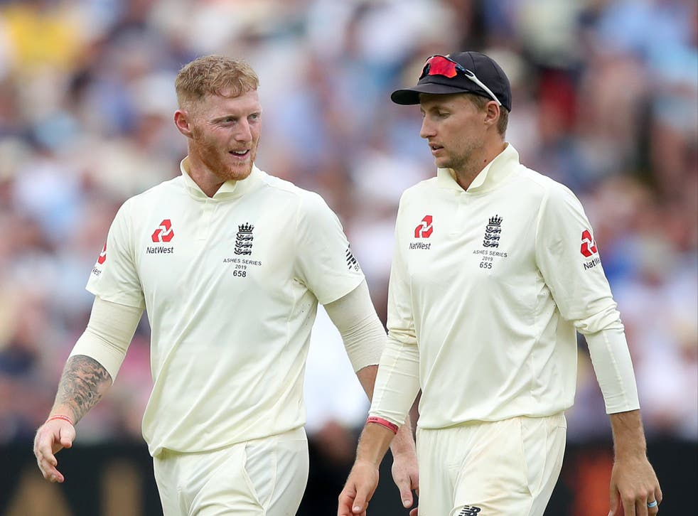 <p>Joe Root (right) is feeling for his friend and team-mate Ben Stokes (left) (Nick Potts/PA)</p>