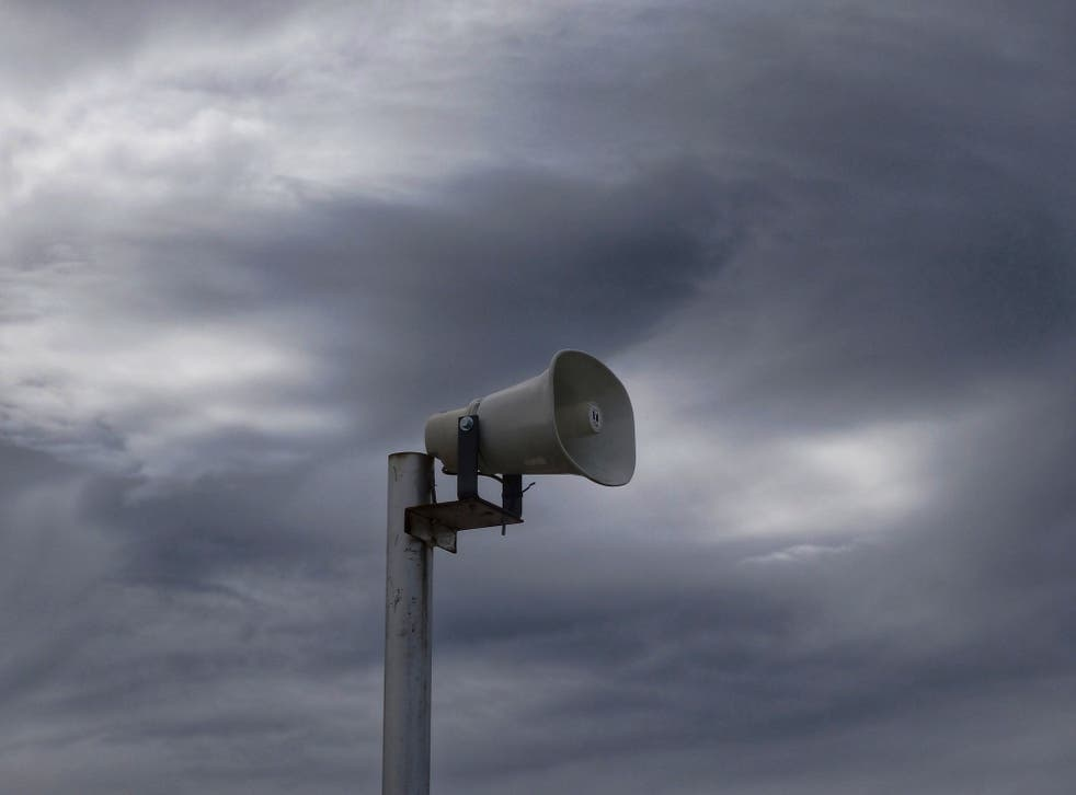 <p>Residents of Suitland, Maryland have been plagued by the blaring of a siren-like noise for years, but cannot determine its origins.</p>