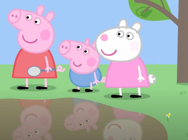 <p>A Peppa Pig amusement park is opening in Florida</p>