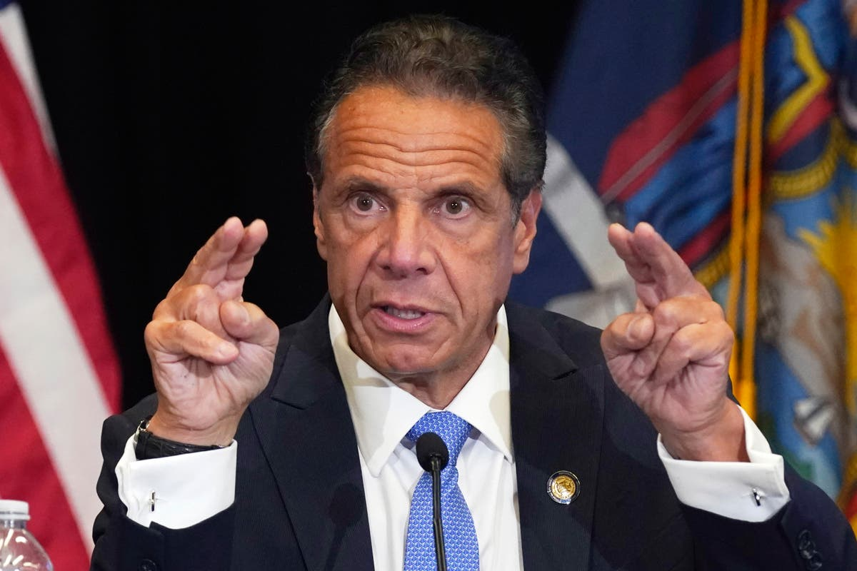 Andrew Cuomo: New York governor questioned for 11 hours in sexual harassment probe, report says - independent