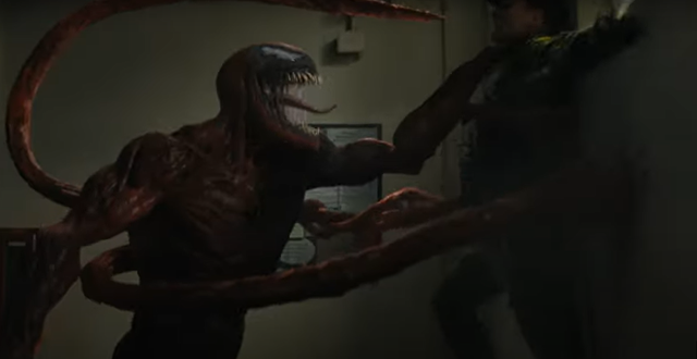 <p>Still from 'Venom: Let There Be Carnage'</p>