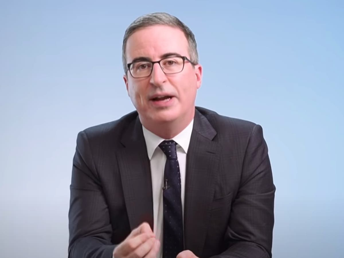 John Oliver criticises US police who threaten to quit over vaccine mandate: 'F****** let them'