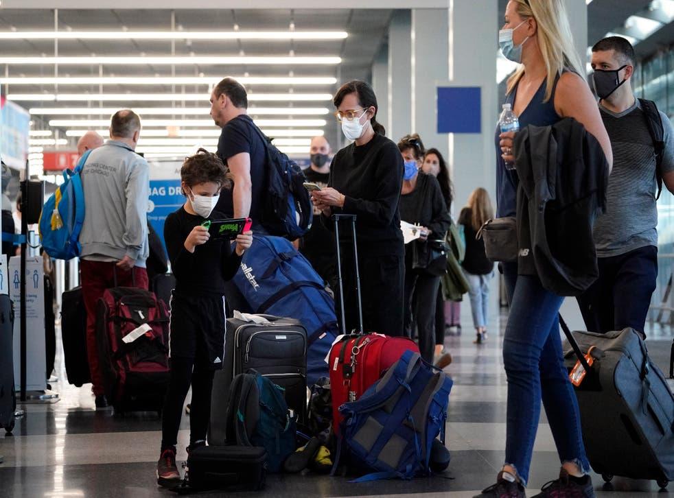 Air Travel Headaches