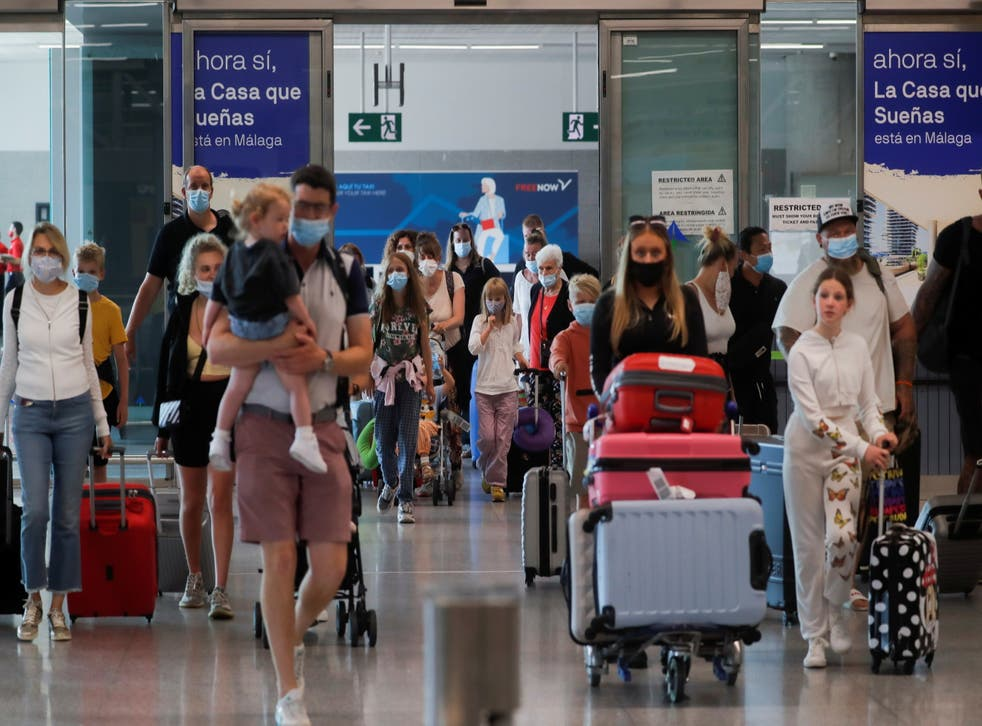<p>The chances for a summer holiday is dwindling with the travel industry facing heavy job losses</p>