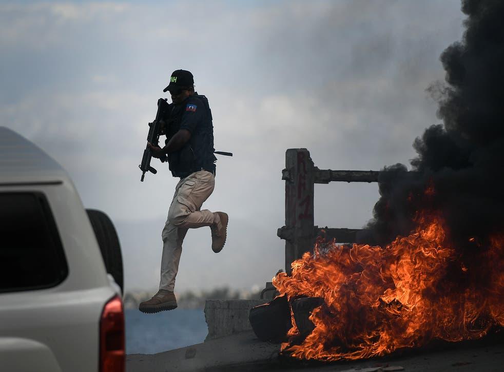 APTOPIX Haiti President Killed