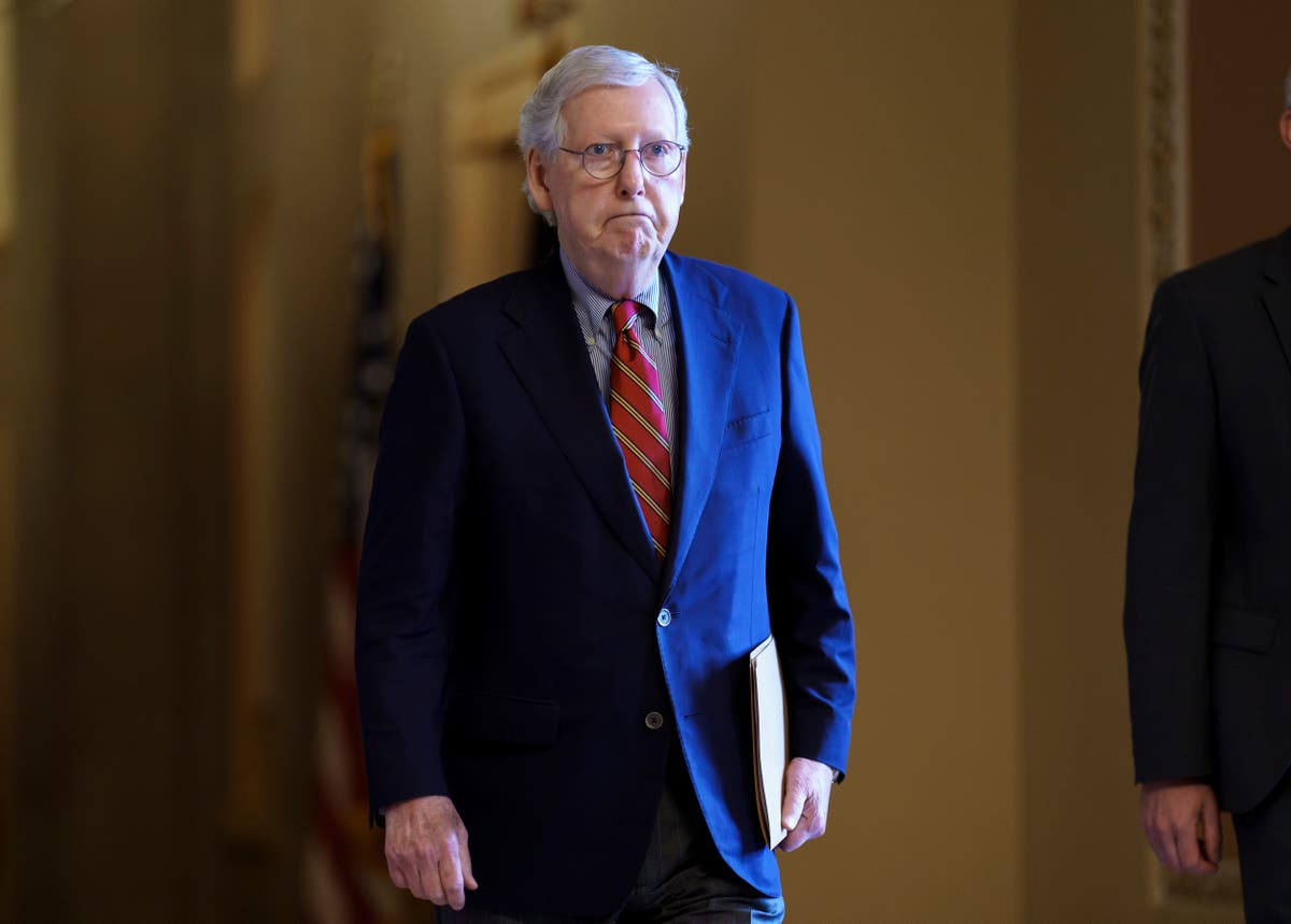 $1T infrastructure bill gets first action as senators dig in - independent