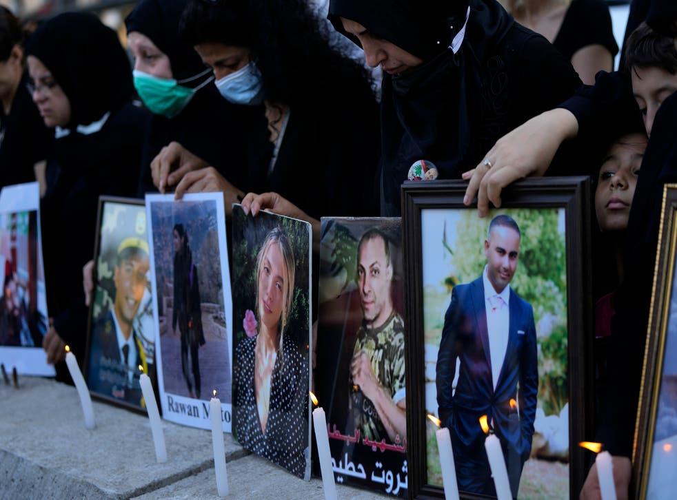 Lebanon Blast No Justice