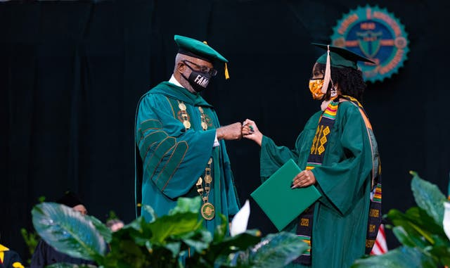 <p>Florida A&M University has become the latest in a string of colleges to forgive student loans with federal covid funds</p>