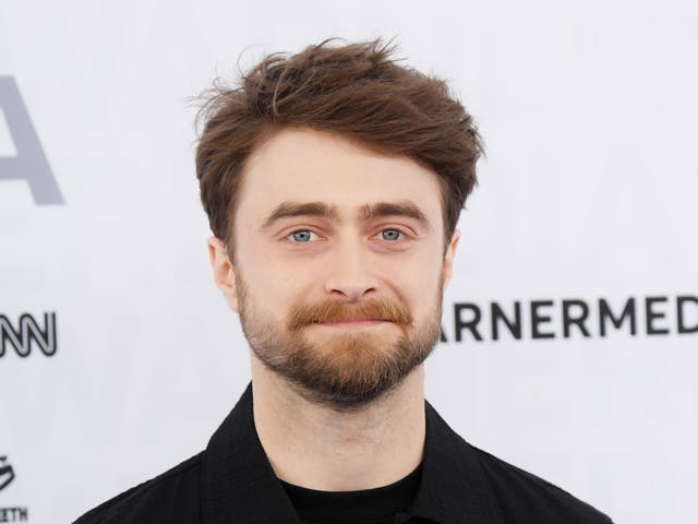 <p>Daniel Radcliffe, star of the 'Harry Potter' franchise</p>
