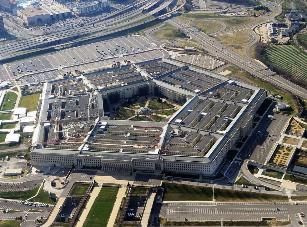 <p>The Pentagon in Arlington, Va.</p>