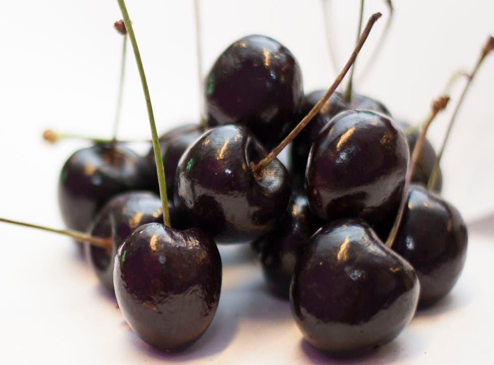 Cherries (Lauren Hurley/PA)
