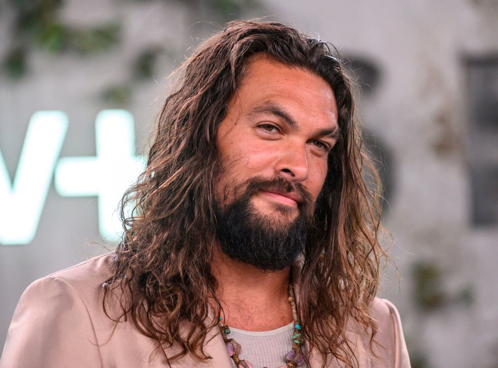 <p>It was to Momoa's credit that he engaged with the question in a thoughtful way.  He even ended on a pretty revealing note</p>