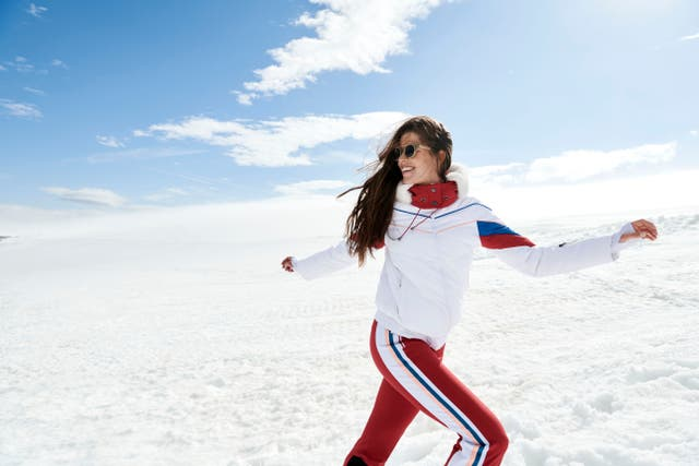 London-founded activewear brand Sweaty Betty has been sold for £300m (Sweaty Betty/PA)