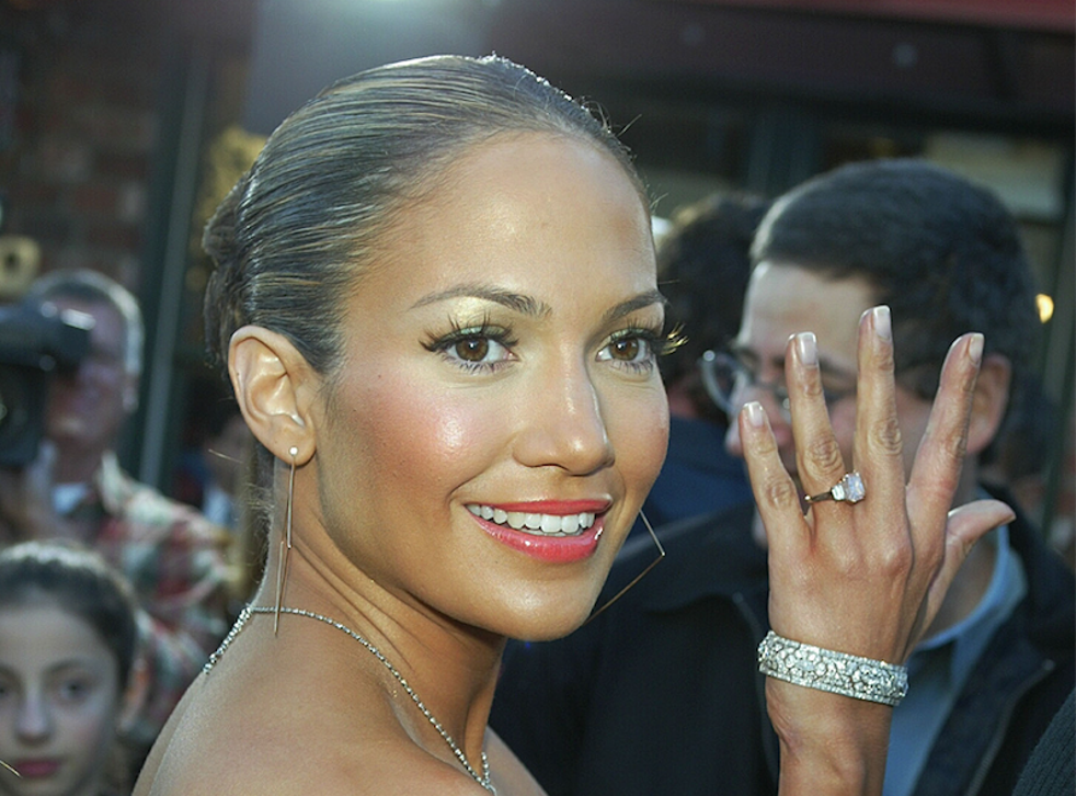 <p>Jennifer Lopez's former engagement ring reportedly worth $12m</p>