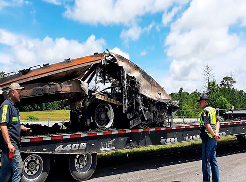 Fatal Highway Crash Alabama