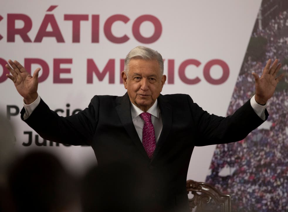 MEXICO-GAS