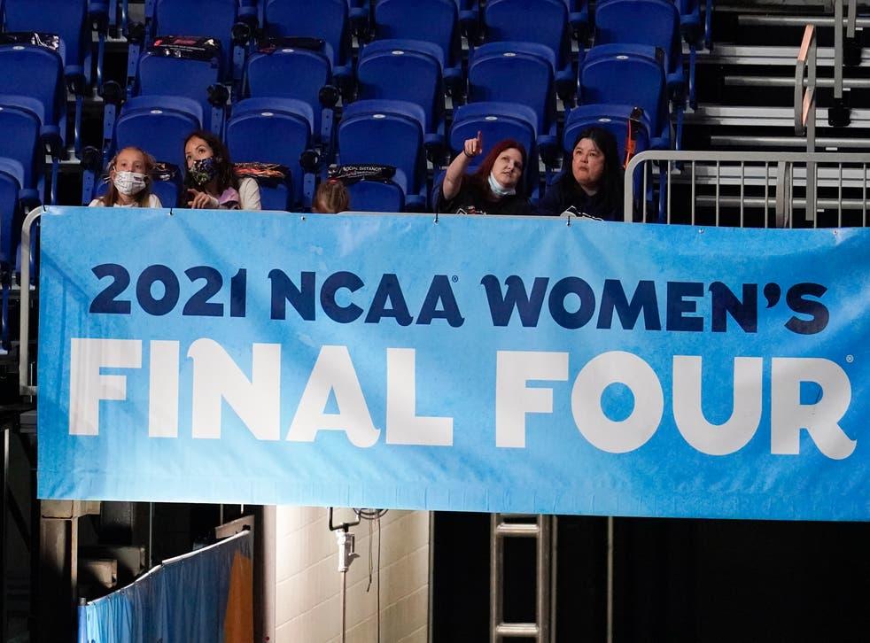 NCAA Gender Equity Basketball