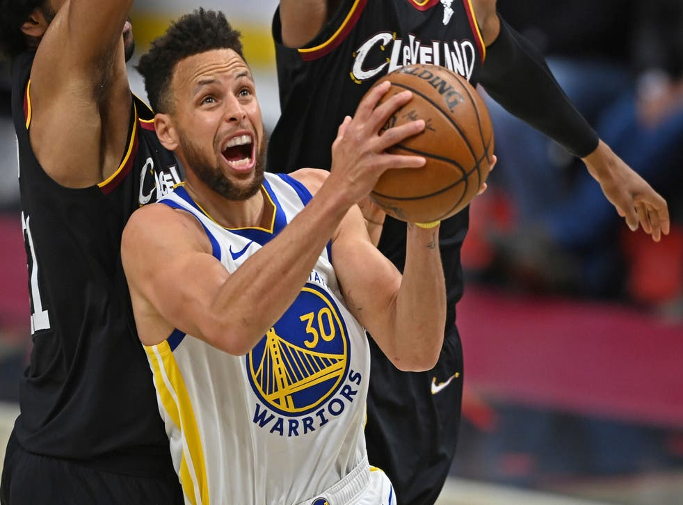 WARRIORS-CURRY