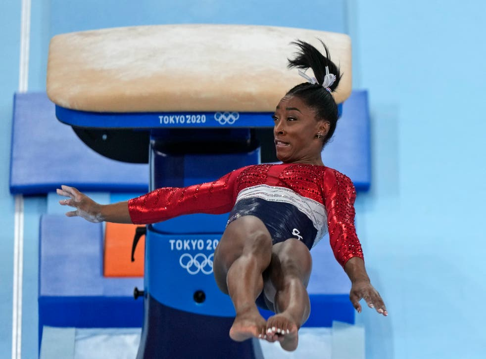 US-Olympics The Extra Pressure