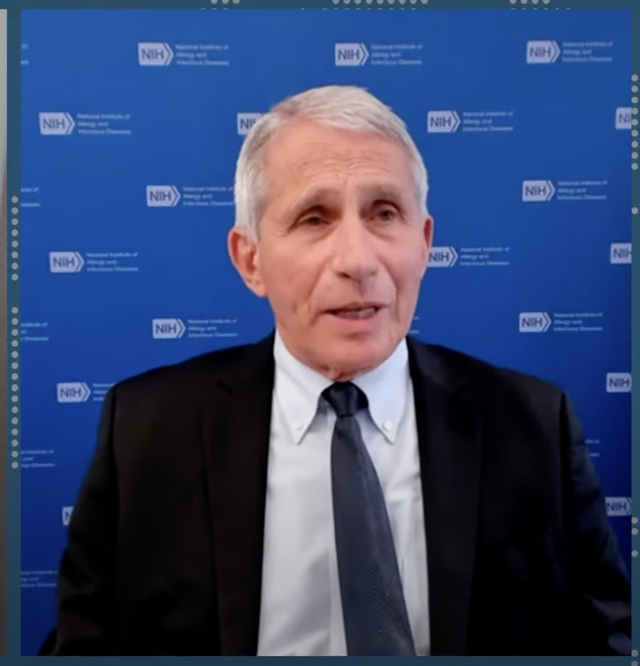 <p>Dr Fauci's predictions about cases in the US attributed to the Delta variant is similar to UK government's and hammered home the importance of vaccinations</p>