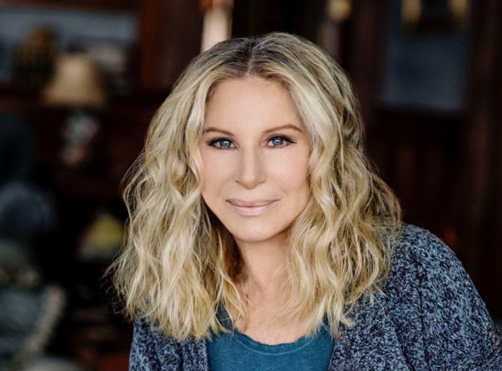 <p>Barbra Streisand</p>