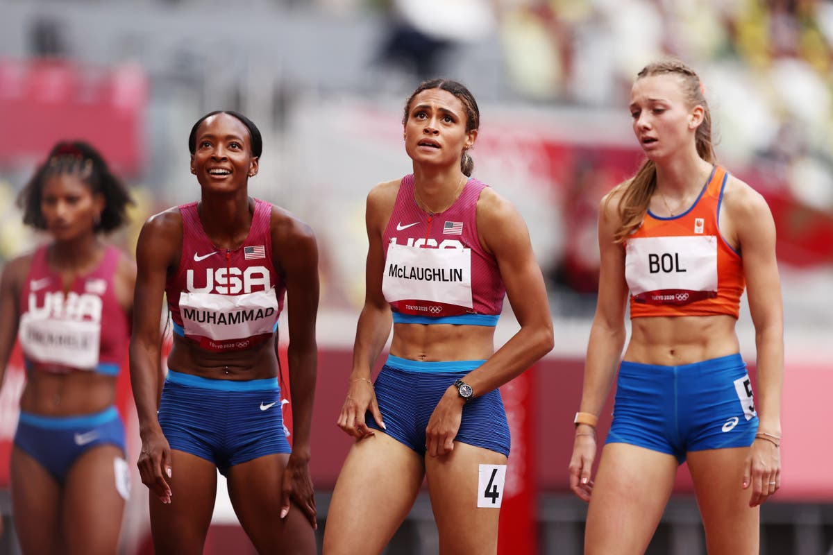 Sydney McLaughlin follows Karsten Warholm to show 'limitless' potential as 400m hurdles steals show again - The Independent