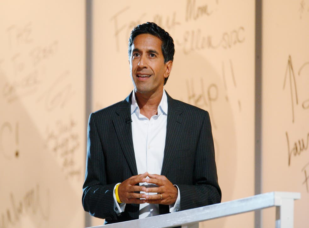 <p>Dr Sanjay Gupta,  CNN's Chief Medical Correspondent, has written a book about five activities to stay mentally sharper</p>