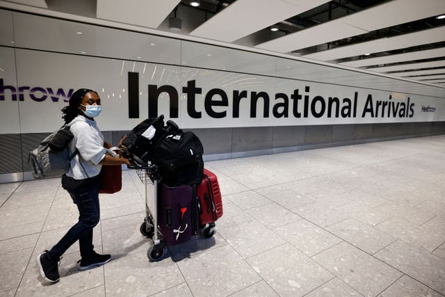 <p>People fully vaccinated in the United States and European Union, including France will now be allowed to travel to England without having to quarantine on arrival.</p>