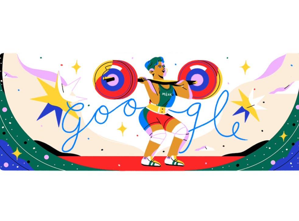 <p>Jiménez fue la primera mujer mexicana en ganar una medalla de oro en los Juegos Olímpicos</p>