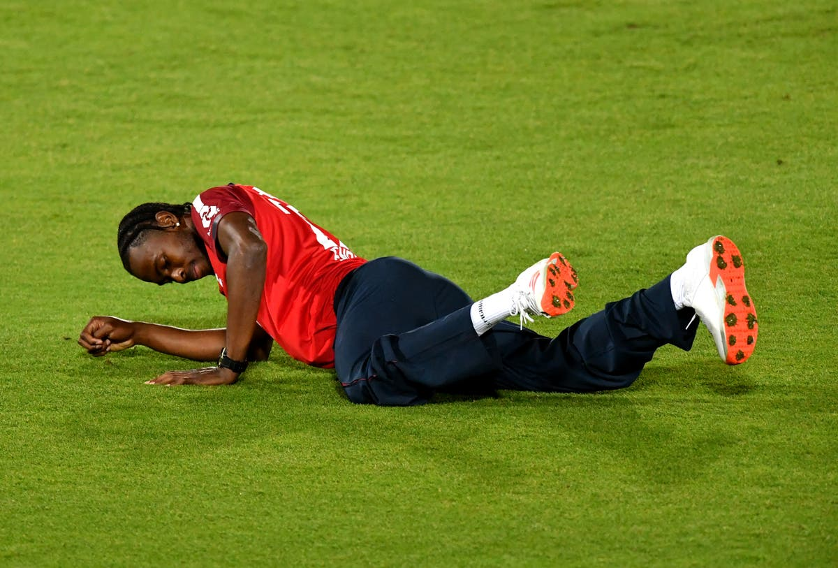 Jofra Archer: England bowler ruled out of Ashes and Twenty20 World Cup