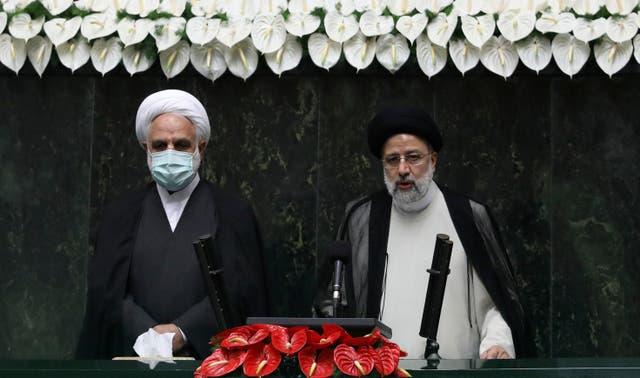 IRAN-PRESIDENTE