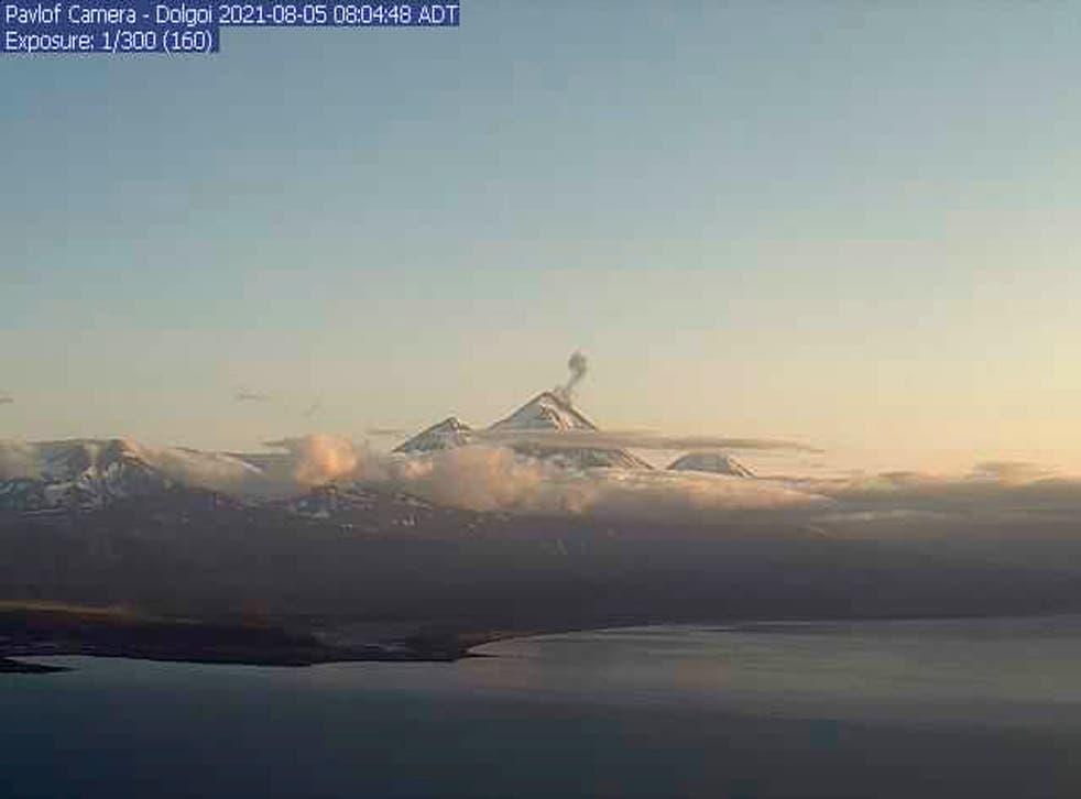 ALASKA-VOLCANES