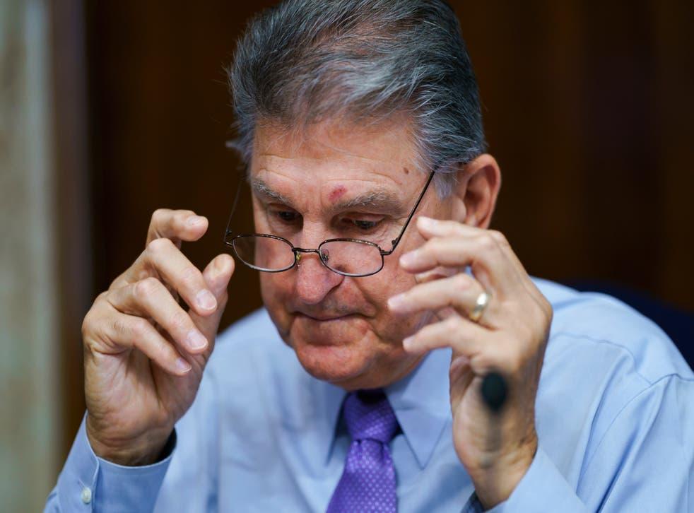 Federal Reserve Manchin